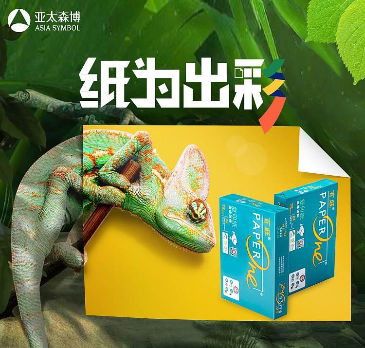 绿百旺 70G/A4复印纸500张/包,5包/箱 (单位:箱)