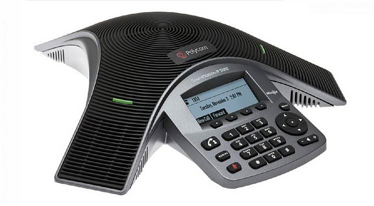 宝利通SoundStation-IP5000音频会议电话机(台)