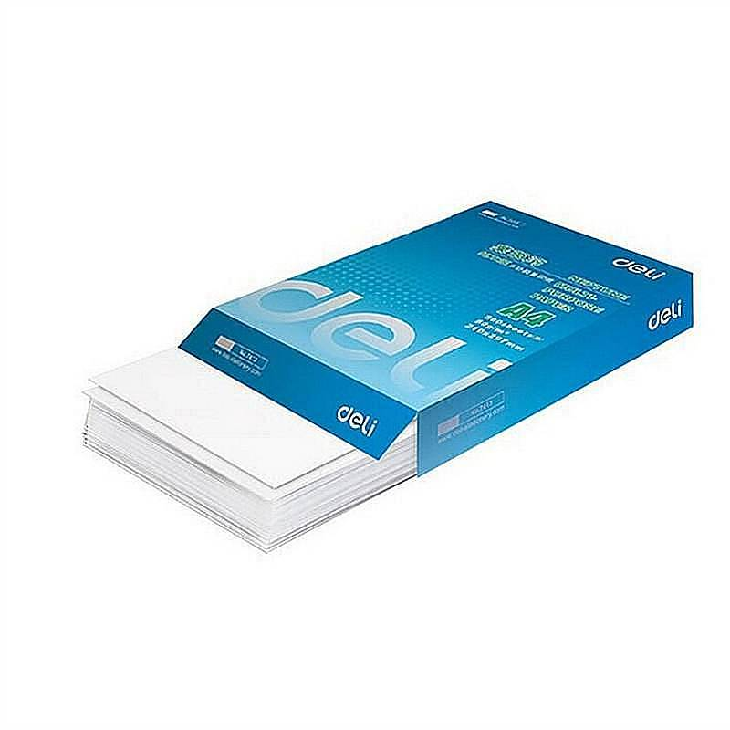 得力 7401 莱茵河复印纸 70g/A4/5包/箱(单位:箱) 白