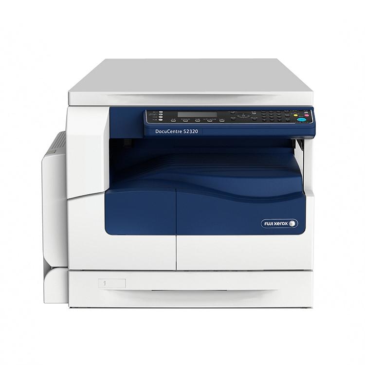 富士施乐 DC S2320 ND黑白复印机标配(双面器、单纸盒)(单位:台)