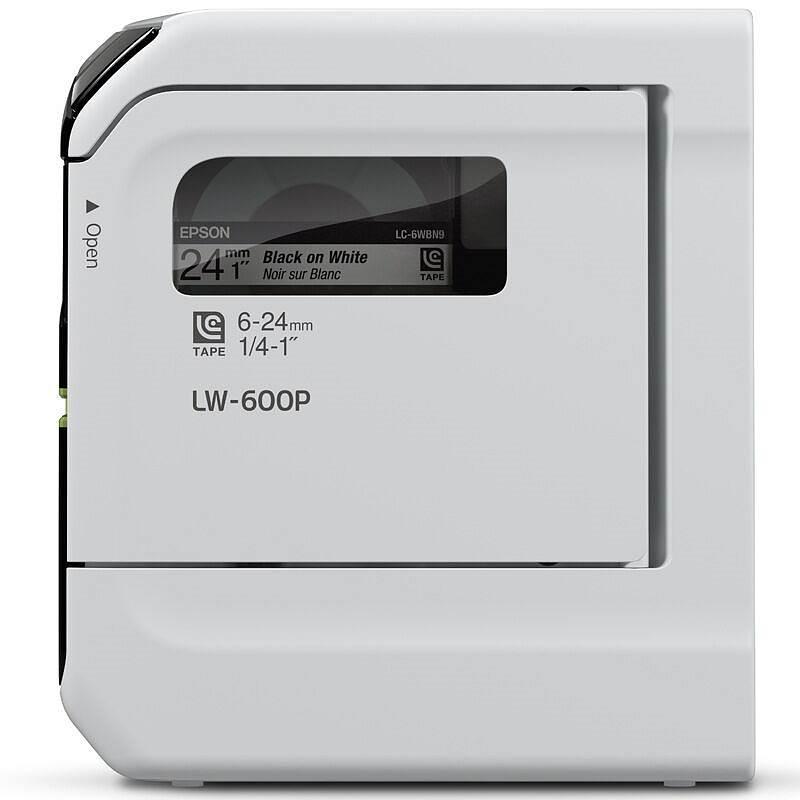 爱普生 LW-600P 标签机 无线蓝牙(单位:台)