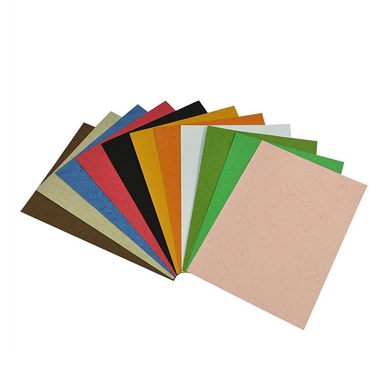 优玛仕 A4 皮纹纸装订封面 100张/包(单位:包) 深绿