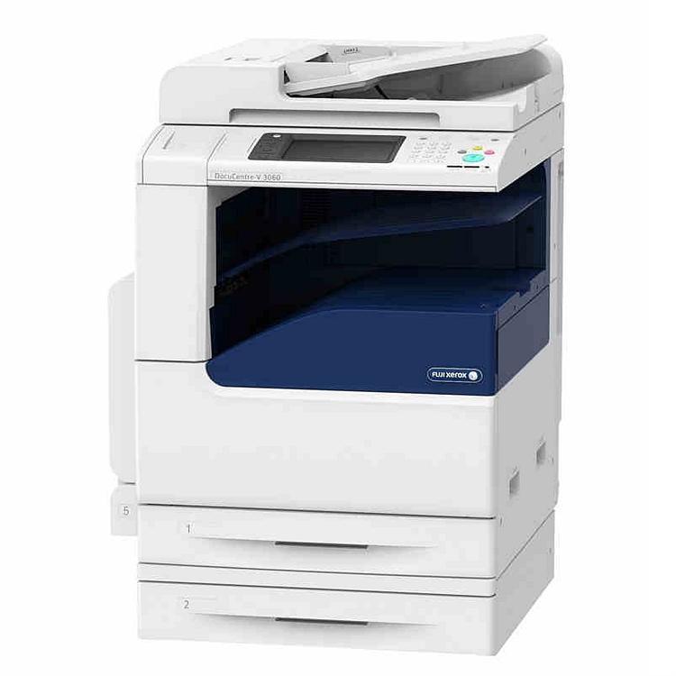 富士施乐 AP-V 3060 CPS 2Tray黑白复印机标配(双面输稿器、双面器、二纸盒)(单位:台)