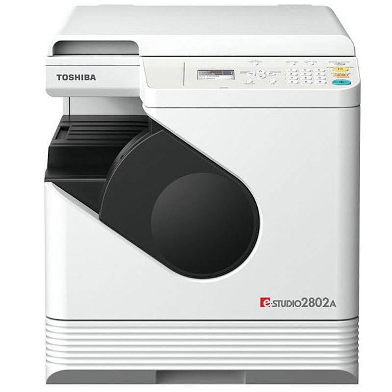 东芝 e-STUDIO2802A 黑白数码复印机含纸盒(单位:台)