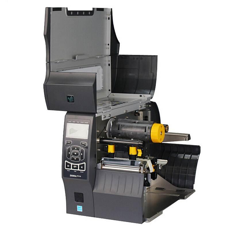 斑马(ZEBRA)ZT410工业级条码标签打印机 (单位:台)