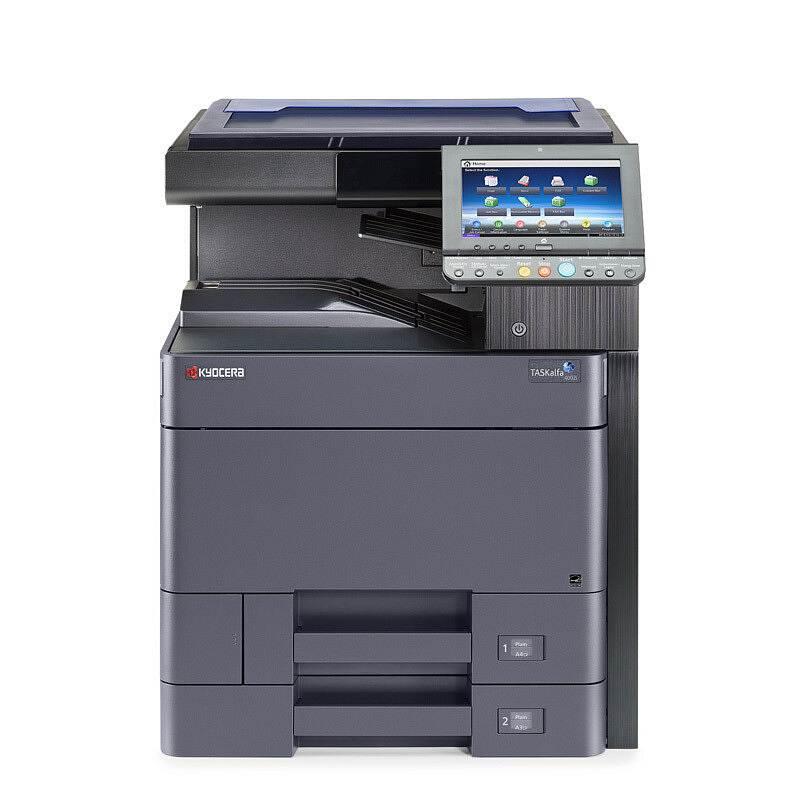 京瓷 TASKalfa4002i黑白中速数码复合机含输稿器、落地纸盒 (单位:台)