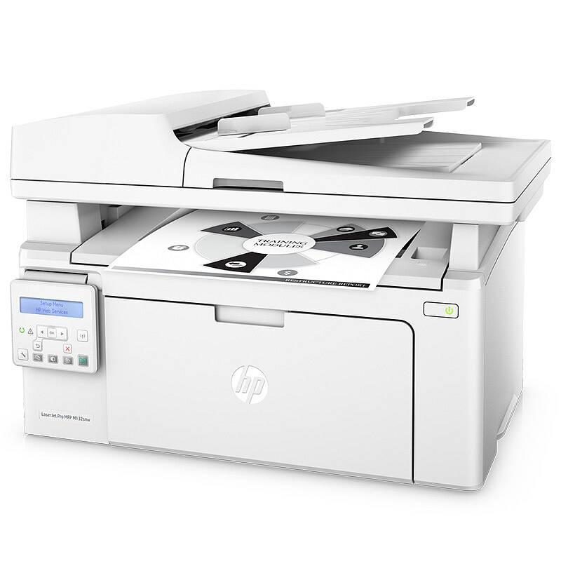 惠普(HP) M132snw 黑白激光一体机A4(台)