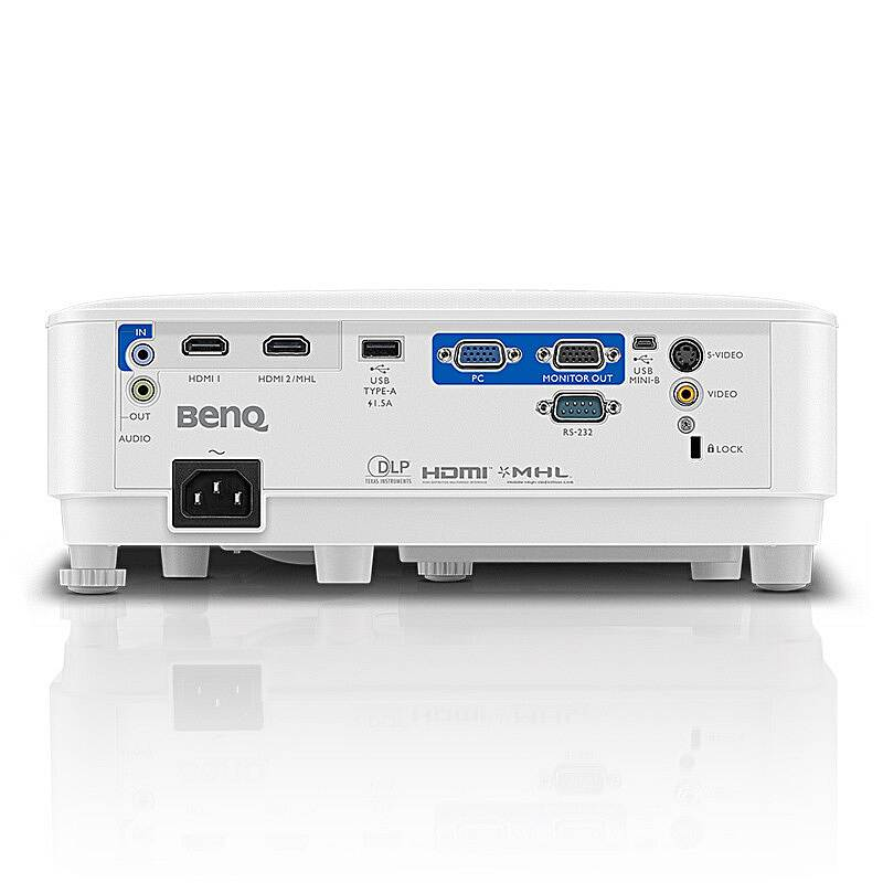 明基MX604商务投影机白色(台)