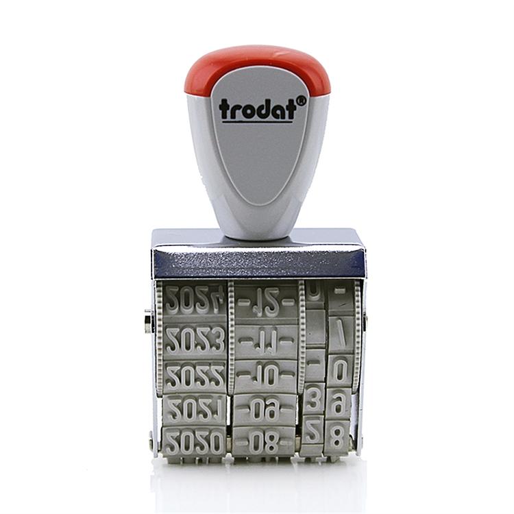 卓达 1010 经典类日期印手工日期印 (单位:个)