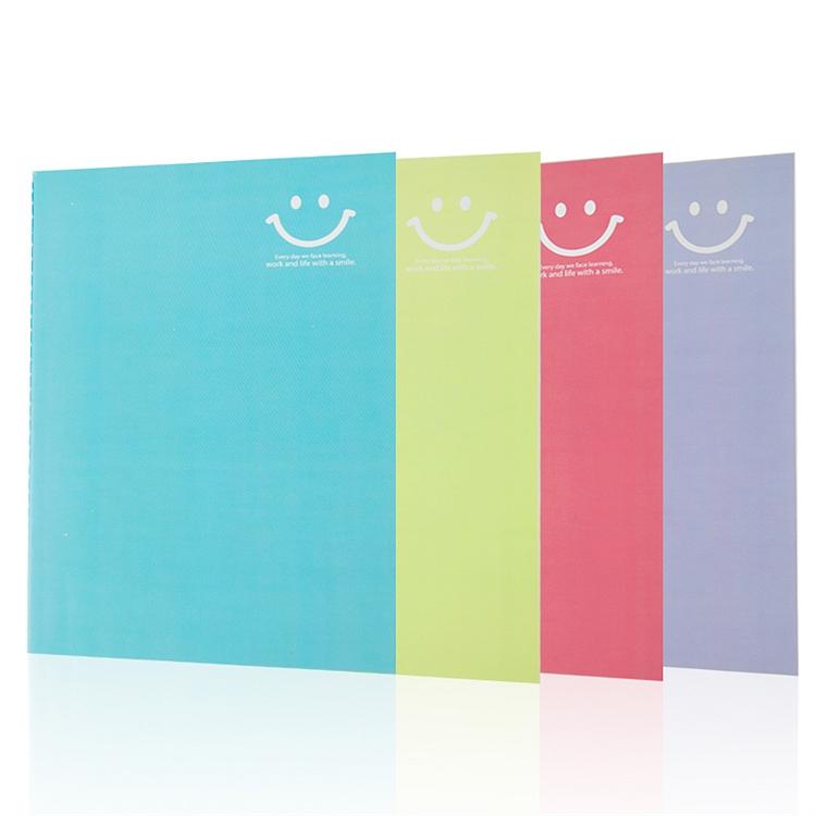 广博GBW0779爱の微笑H5 80页胶套本 胶装本(本)