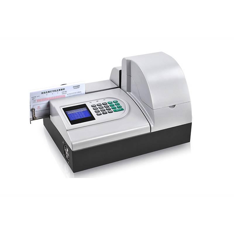 展尖ZJ-F10支票账号打印机(台)