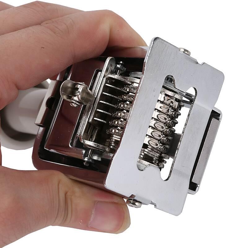 晨光AYZ97529打码机6位自动号码机(台)