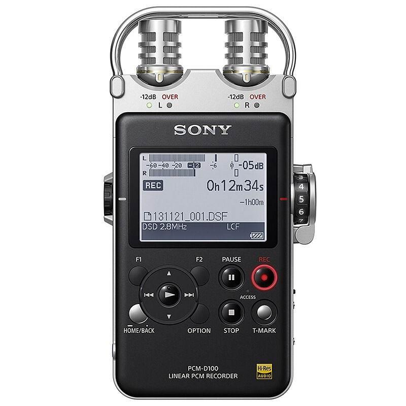 索尼(SONY) PCM-D100 数码录音笔 32G (单位:支)