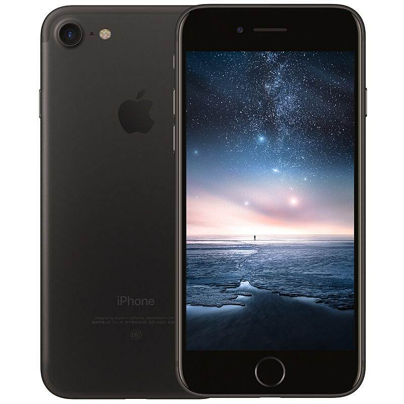 苹果 7手机4.7寸/32G/亚光黑/三网通(单位:台)