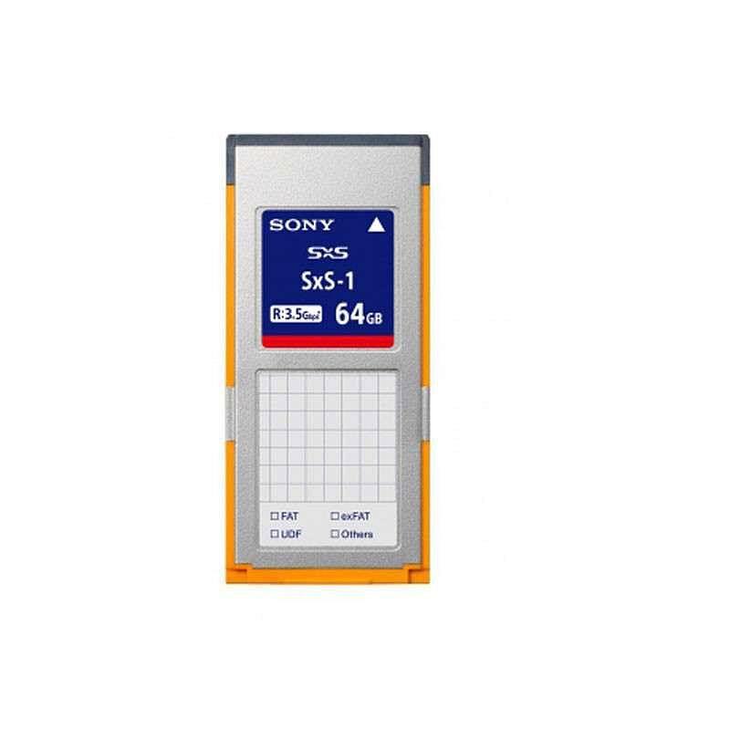 索尼SXS-64G存储卡(个)