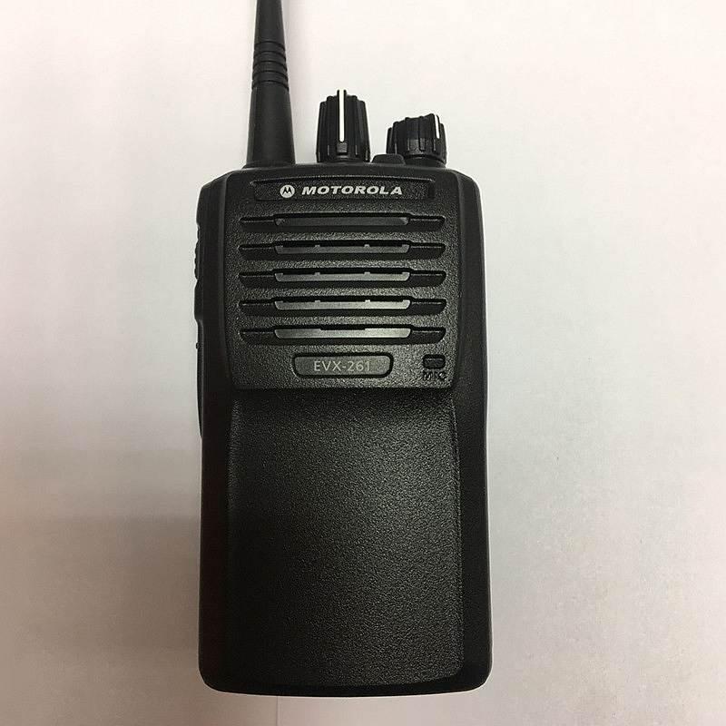 摩托罗拉 261 对讲机 黑色 (单位: 台)