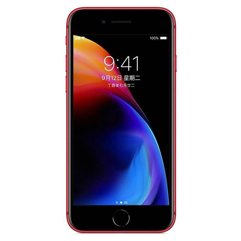 苹果 iphone8-plus手机 红色 64G (单位:台)