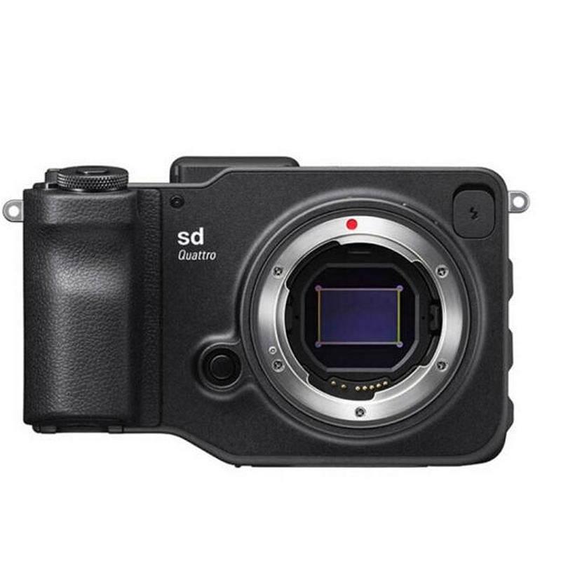 适马 sd-Quattro 无反相机SDQ相机X3传感器 (单位:台)
