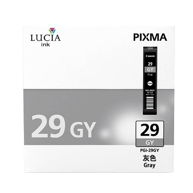 佳能 PGI-29GY 原装墨盒 (单位:盒)