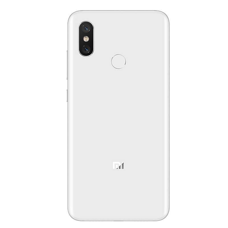 小米 8手机白色全面屏/6GB+128GB/全网通4G/双卡双待(单位:台)