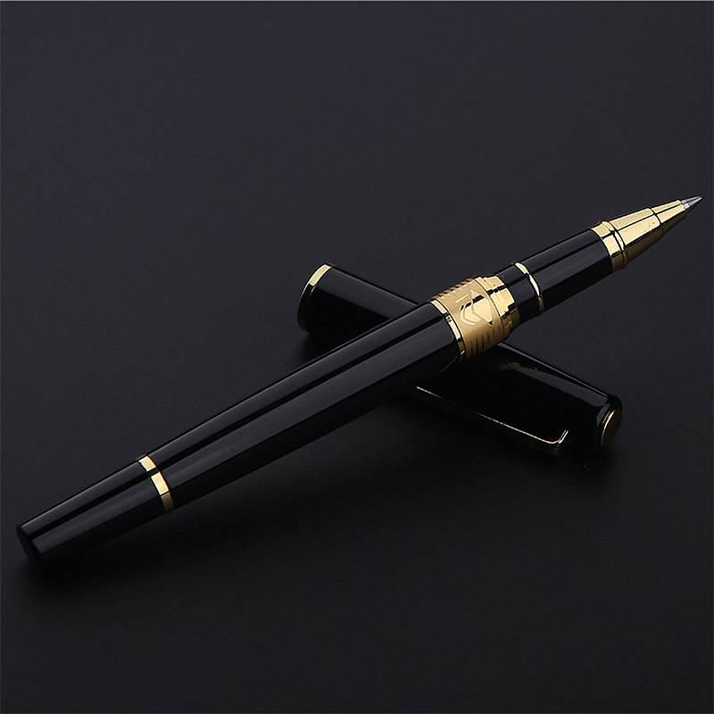 英雄3802黑丽雅高级宝珠笔0.5mm(单位:支)