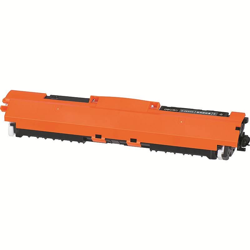得力D-CE310A激光碳粉盒(黑)