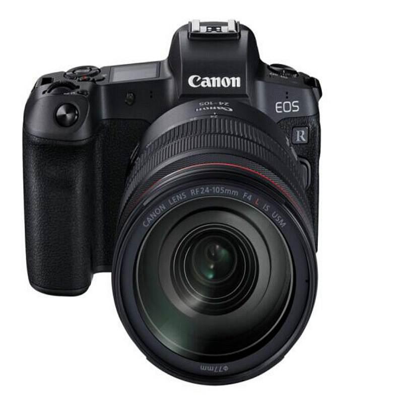 佳能 EOSR-RF24-105MM-F4-L-IS-USM 数码相机套装 (单位:台)