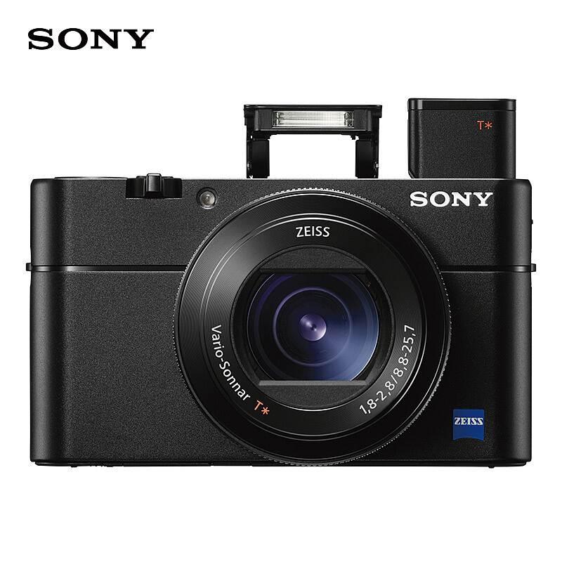 索尼 DSC-RX100M5A 数码相机蔡司镜头 高速对焦 4K视频 (单位:台)