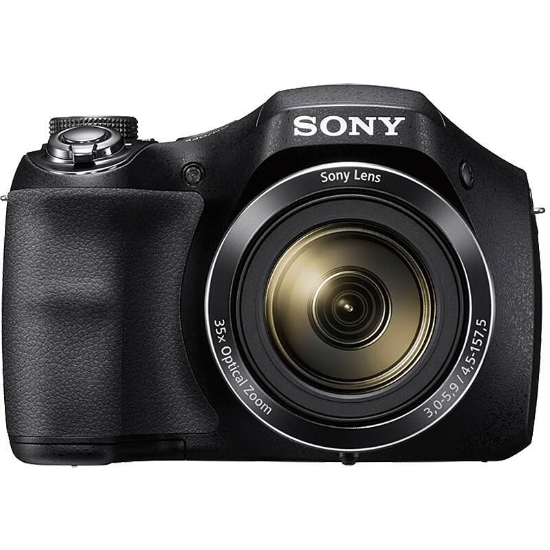 索尼DSC-H300 数码相机黑色35倍光学变焦(单位:台)