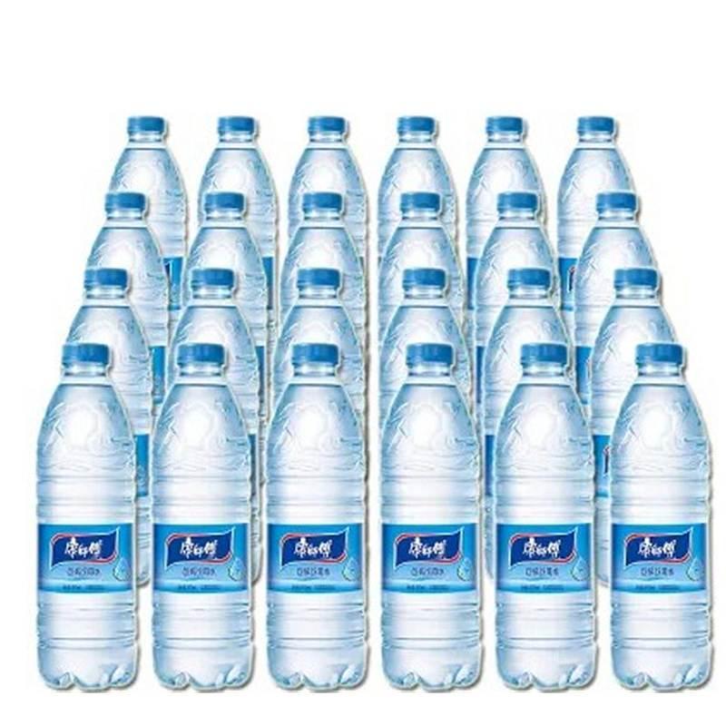 康师傅 550ml 矿泉水24瓶/件(单位:件)