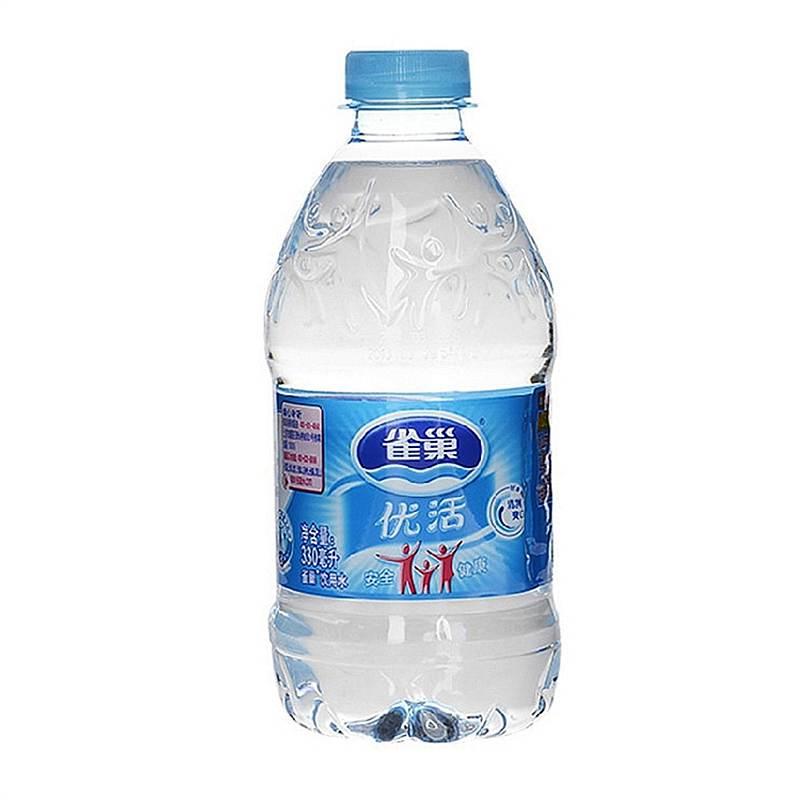 雀巢 矿泉水 330ml*24瓶/箱 (单位:箱)
