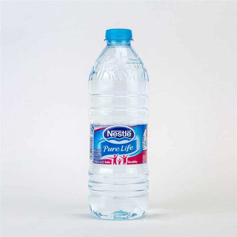 雀巢 优活包装饮用水 550ml*24/箱(单位:箱)