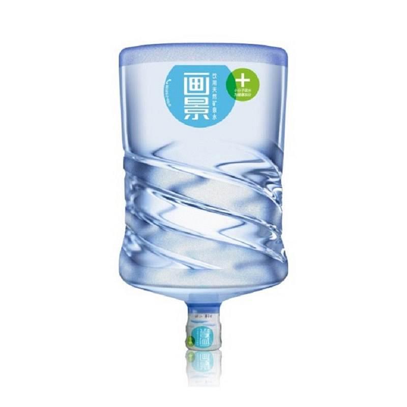画景 17.9L 饮用天然矿泉水(碱性)(单位:桶)