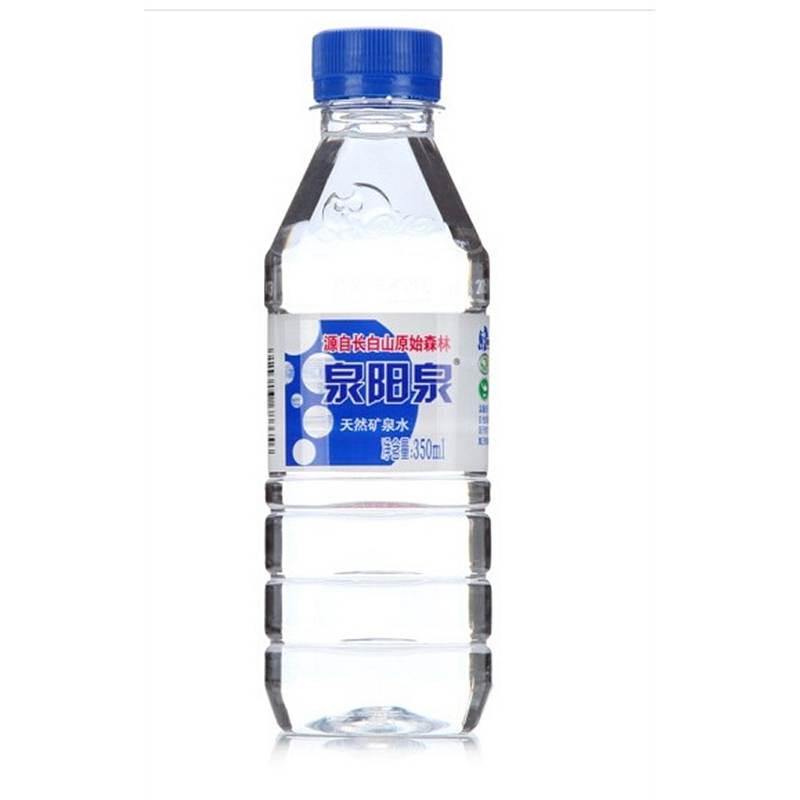 泉阳泉 350ml 瓶装矿泉水240瓶起订(单位:瓶)