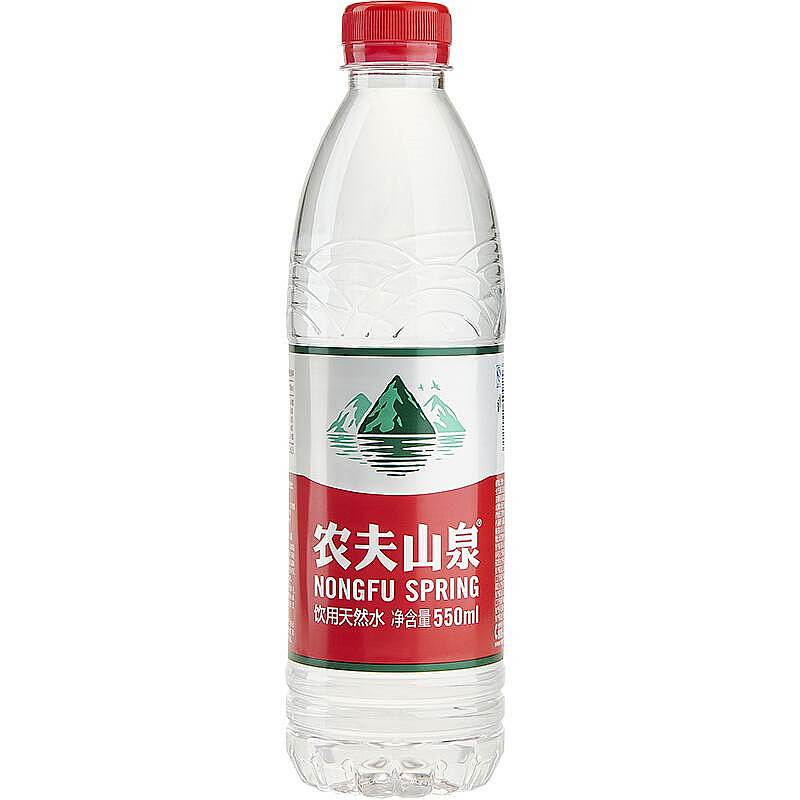 农夫山泉 饮用天然水 550ml*28瓶/箱(单位:箱)