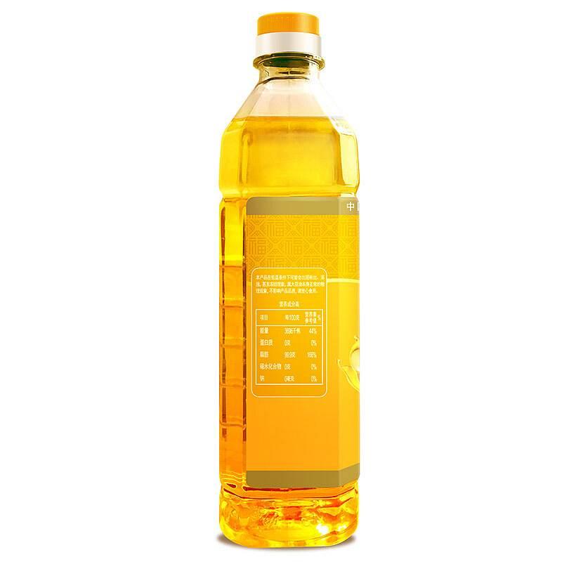 福临门 食用油 一级 大豆油 900ml (单位:瓶)